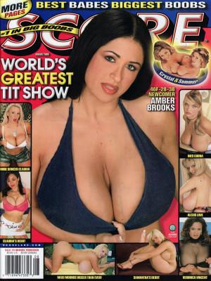 Score Magazine - August 2005