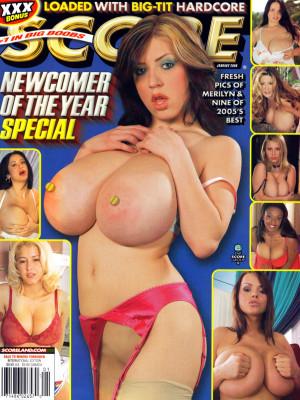 Score Magazine - January 2006
