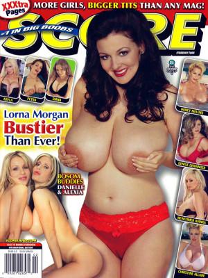 Score Magazine - February 2006