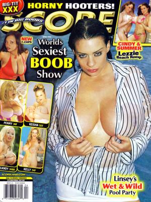 Score Magazine - April 2006