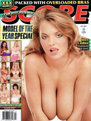 Score Magazine - July 2006