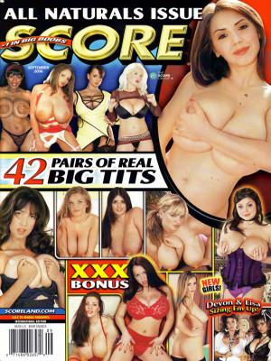 Score Magazine - September 2006
