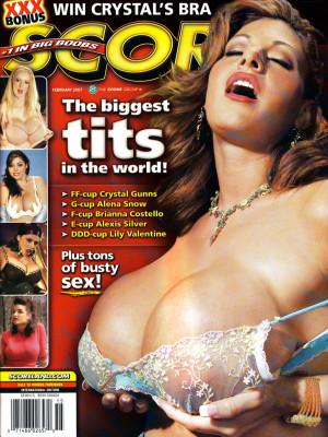 Score Magazine - February 2007