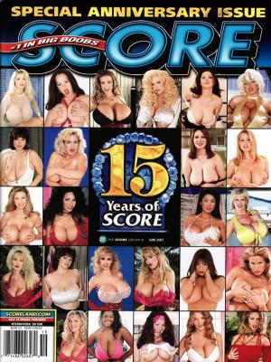 Score Magazine - June 2007