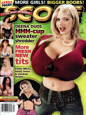 Score Magazine - July 2007