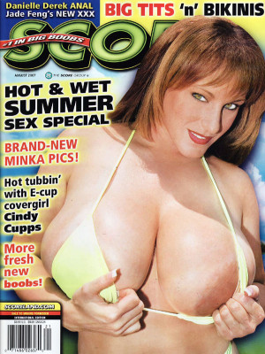Score Magazine - August 2007