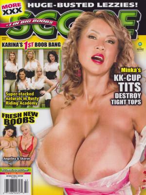Score Magazine - March 2009
