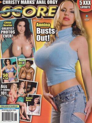Score Magazine - July 2009