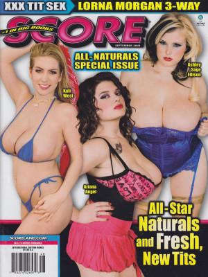 Score Magazine - September 2009
