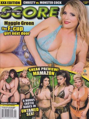 Score Magazine - October 2009