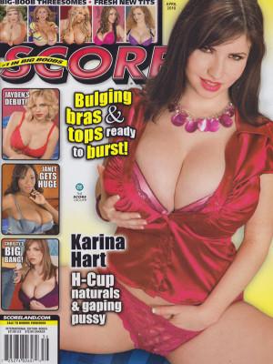 Score Magazine - April 2010
