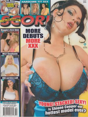 Score Magazine - July 2010