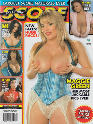 Score Magazine - October 2010