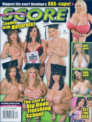 Score Magazine - May 2011