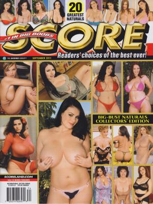 Score Magazine - September 2011