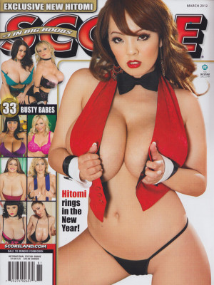 Score Magazine - March 2012