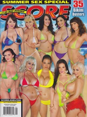 Score Magazine - August 2012