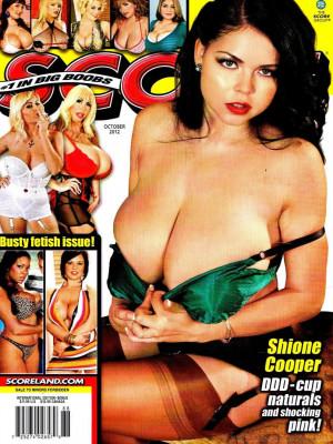 Score Magazine - Oct 2012