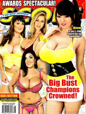 Score Magazine - May 2013