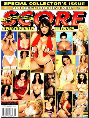 Score Magazine - July 2013