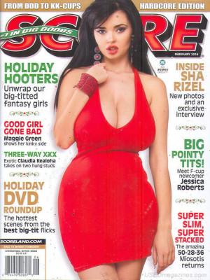 Score Magazine - Feb 2014
