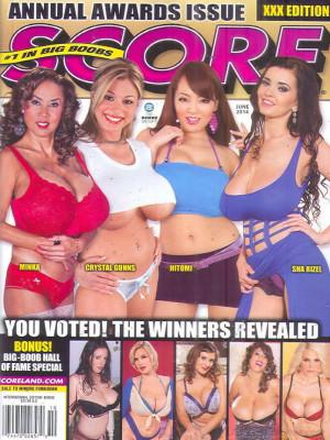Score Magazine - Jun 2014