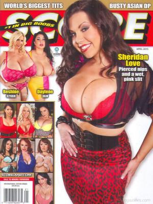 Score Magazine - Apr 2015