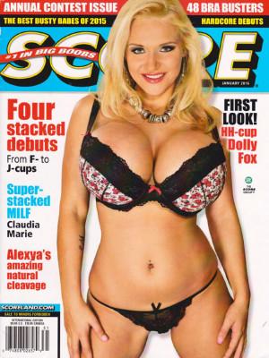 Score Magazine - January 2016