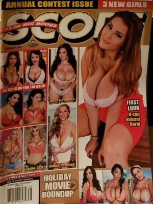 Score Magazine - February 2017