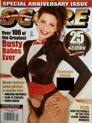 Score Magazine - June 2017