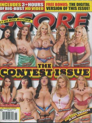 Score Magazine - May 2018