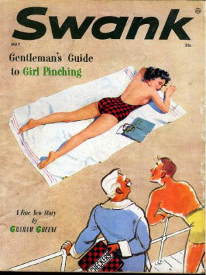 Swank - May 1956