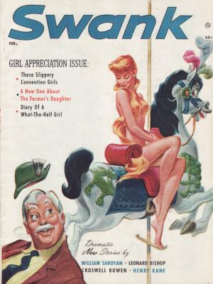 Swank - February 1957