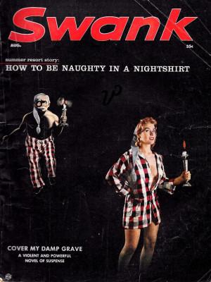 Swank - August 1957