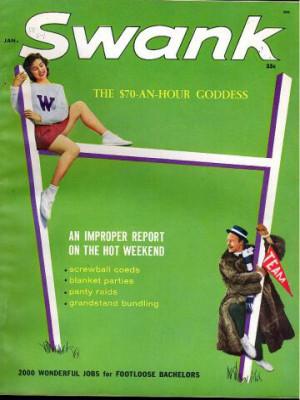 Swank - January 1958