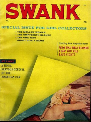 Swank - December 1958
