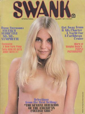 Swank - September 1971