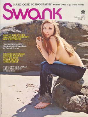 Swank - February 1972