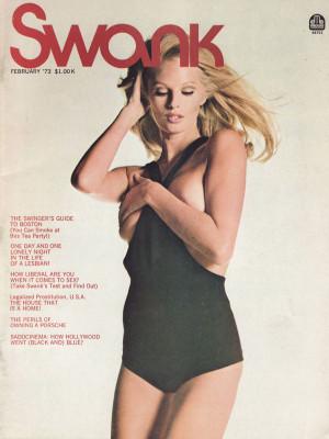 Swank - February 1973