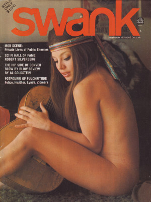 Swank - February 1974