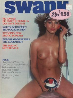 Swank - April 1975