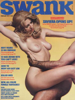 Swank - February 1977