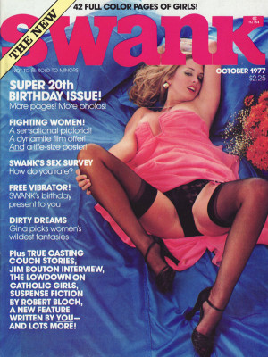 Swank - October 1977