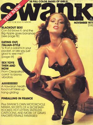 Swank - November 1977