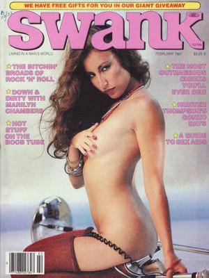 Swank - February 1981