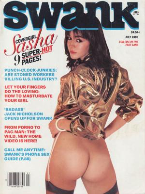Swank - July 1982