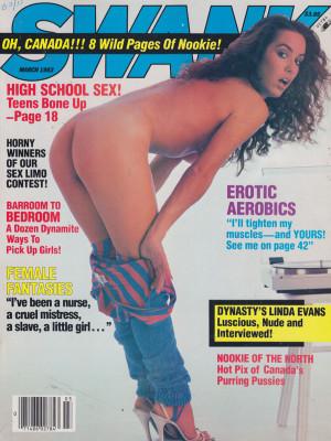 Swank - March 1983
