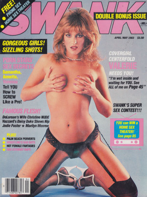 Swank - April/May 1983
