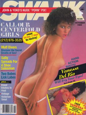 Swank - October 1983