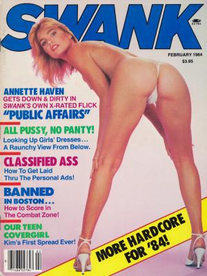 Swank - February 1984
